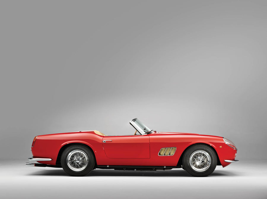 Ferrari 250 GT Cabriolet Series 2 Stainless Steel Exhaust (1959-62)