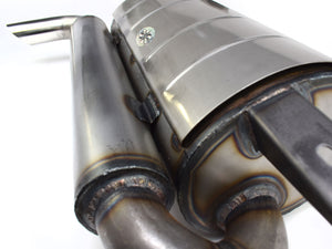 Ferrari 308 GTB GTS Stainless Steel Exhaust (1975-81)