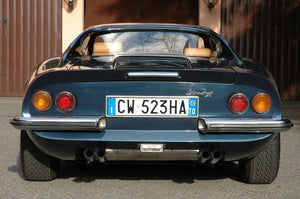 Ferrari 246 GT, GTS Dino Stainless Steel Exhaust OR Manifolds (1969-74)