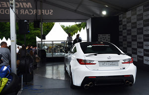 Lexus RC F, RC F Carbon Sport Exhaust (2015 on)