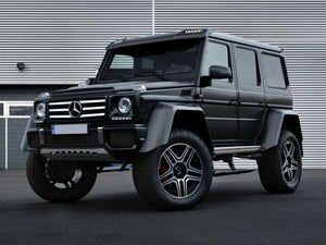 Mercedes G 500 / G 550 4x4² 4.0 Biturbo (W463) Active Valve Sport Exhaust (2017 on)