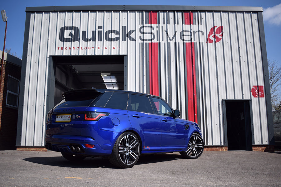 Range Rover Sport SVR - Sound Architect Active Valve Sport System (2018 on)