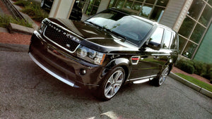 Range Rover Sport 4.2 V8 SuperCharged - Sport Exhaust (2005-09)