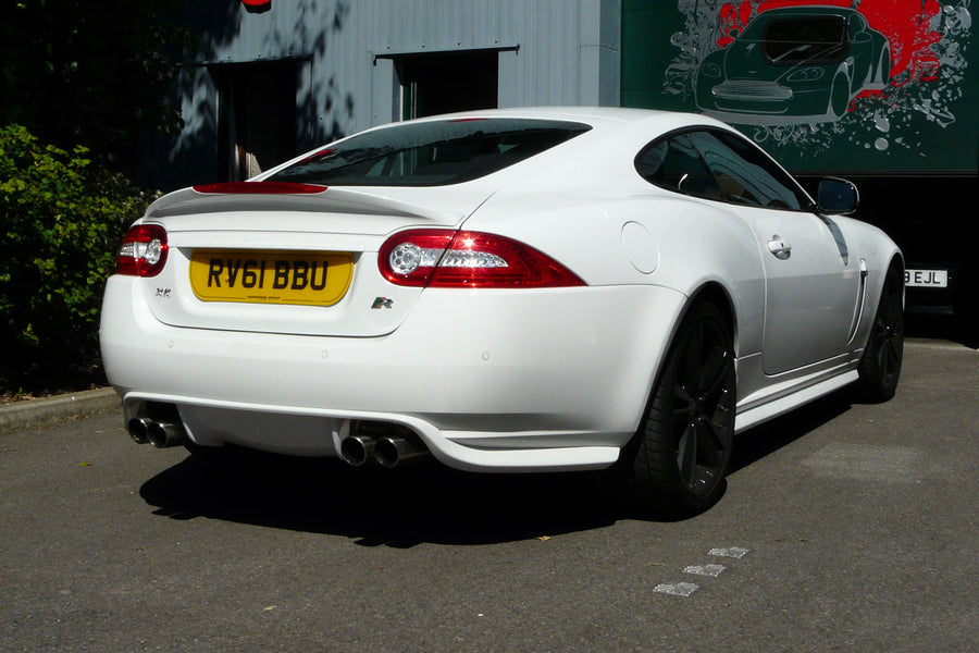 Jaguar XK 5.0 (normally aspirated) SuperSport Exhaust (2009-14)