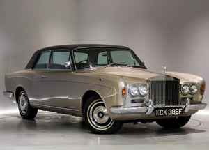 Rolls Royce Silver Shadow - Stainless Steel Exhaust (1965-77)