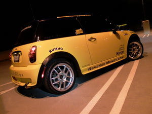 MINI One, Cooper (R50) Sport Exhaust (2001-06)