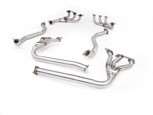 Lamborghini Miura P400 inc. S, SV Stainless Steel Exhaust OR Manifolds (1966-69)