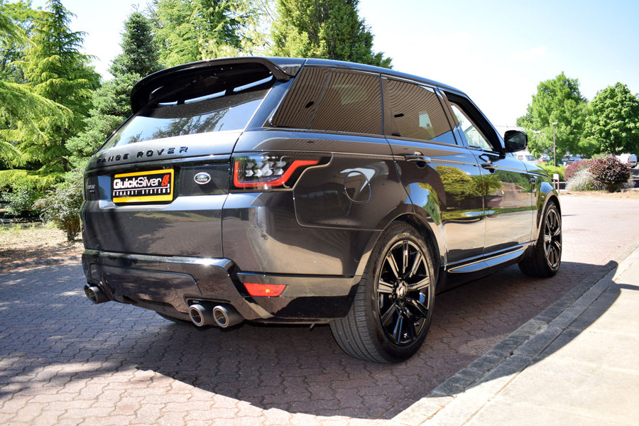 Range Rover Sport P400 3.0 Ingenium - Sound Architect Active Valve Sport System (2019 on)