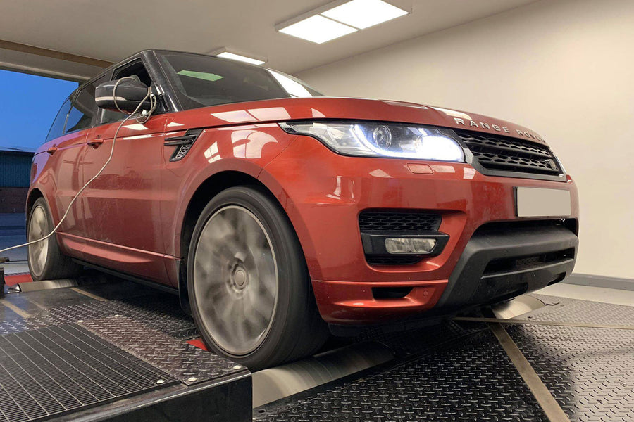 Range Rover Sport 3.0 V6 SuperCharged - Sport Exhaust (2014 on)