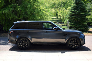 Range Rover Sport 5.0 V8 SuperCharged - Sport System with Sound Architect (2018 on)