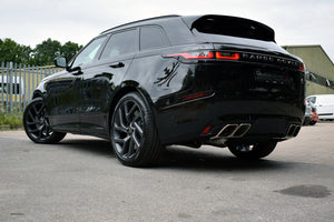 Range Rover  Velar SVA P550 - Sport System with Sound Architect (2020 on)