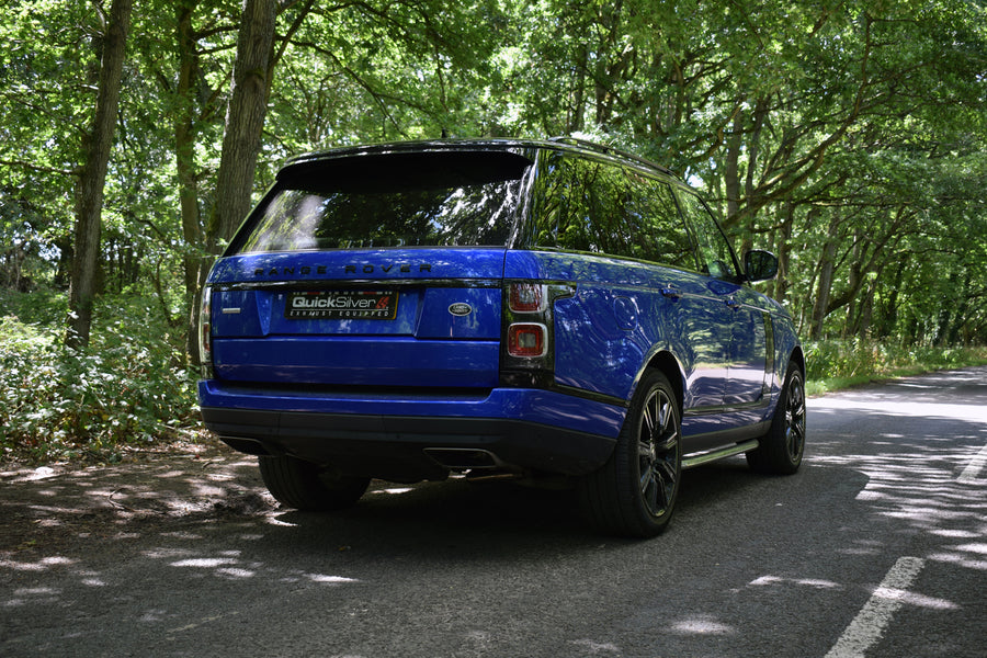Range Rover 5 Litre V8 Super Charged Sport Exhaust W/ Sound Architect (2019 on)