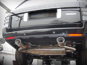 Range Rover 4.2 SuperCharged - Sport Exhaust (2005-09)