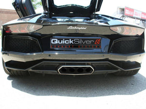 Lamborghini Aventador LP700 Active Exhaust Sport System (2011 on)