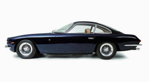 Lamborghini 350 GT, 400 GT Interim Stainless Steel Exhaust (1964-66)