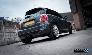 MINI Cooper S 2.0 3-Door (F56) Sport Exhaust (2014 on)