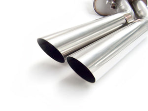Maserati Ghibli Stainless Steel Exhaust (1966-73)