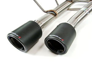 Mercedes G55 (W463) Active Valve Sport Exhaust (2005-12)