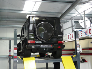 Mercedes G63 5.5 Biturbo (W463) Active Sport Exhaust (2012-18)