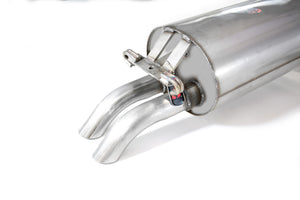 Mercedes 190 E 2.5 16V W201 - Stainless Steel Exhaust (1989-93)