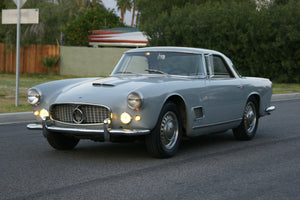 Maserati 3500 GT, GTi Stainless Steel Exhaust (1957-64)