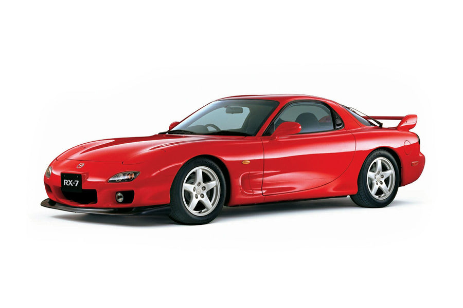 Mazda RX7 FD - Stainless Steel Exhaust (1993-02)