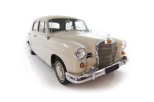 Mercedes 180 and 180 D W120 - Stainless Steel Exhaust (1953-60)