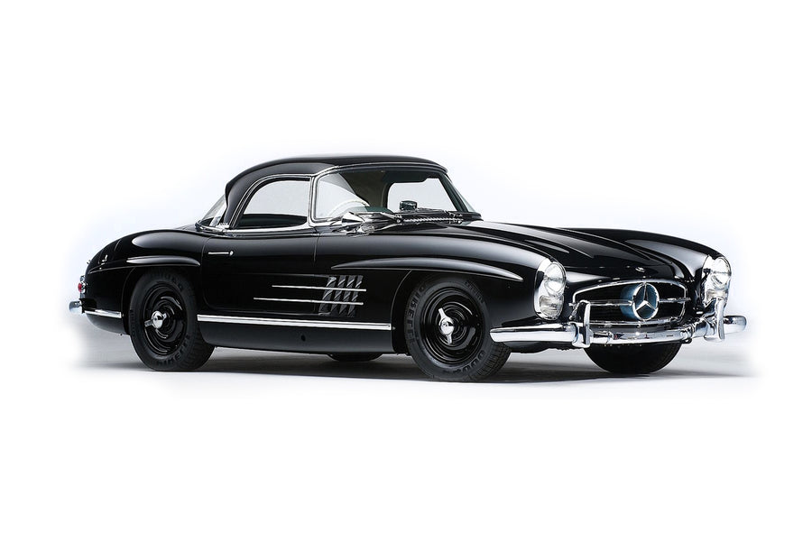 Mercedes 300 SL Coupe, Roadster (W198) Stainless Steel Exhaust (1954-63)