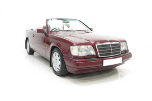 Mercedes E 220 Coupe and Cabrio W124 - Stainless Steel Exhaust (1993-97)