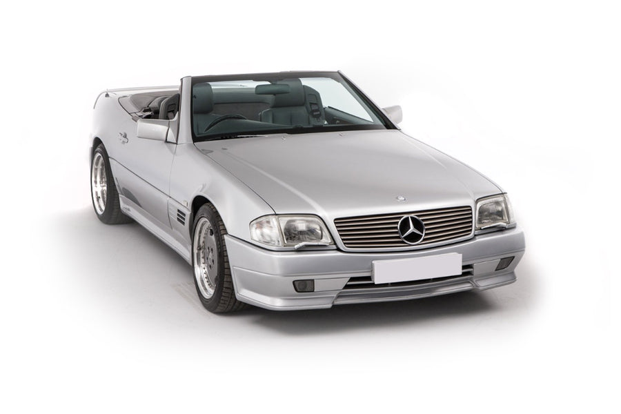 Mercedes SL60 (V8) RHD R129 - Stainless Steel Exhaust including catalysts (1993-98)