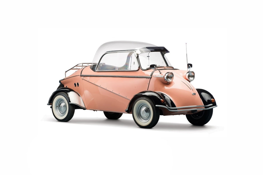 Messerschmitt TG500 Tiger - Stainless Steel Exhaust (1958-61)