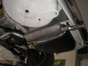 BMW 2002 Turbo - Stainless Steel Exhaust System (1973-74)