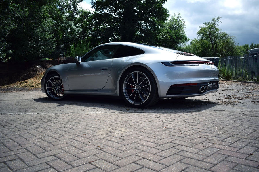 Porsche 911 992 - Active Valve Titan Sport Exhaust (2019 on)