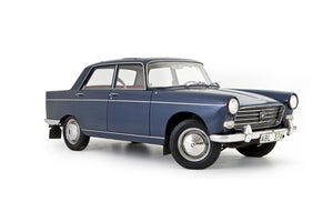 Peugeot 404 Coupe Cabrio - Stainless Steel Exhaust (1963-72)