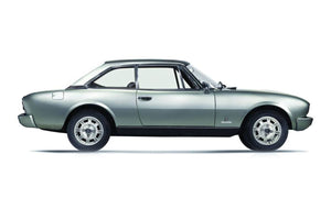 Peugeot 504 Coupe Cabrio 4cyl - Stainless Steel Exhaust (1969-83)