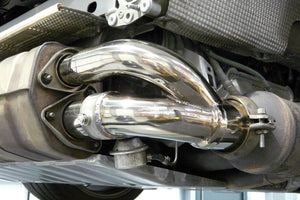 Porsche 911 GT3 and RS inc. 4.0 (997 Gen 1 and 2) - Sport Side Muffler Deletes w/Valves (2006-12)
