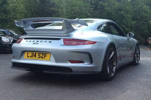 Porsche 911 GT3 and RS (991 Gen 1 and 2) - Sport Side Muffler Deletes w/Valves (2014 on)