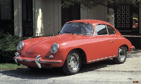 Porsche 356 Carrera - Stainless Steel Exhaust (1955-65)