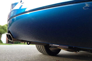 Jaguar XF 5.0 Sport Exhaust (2009 on)