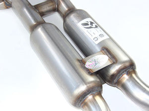 Mercedes SLS Sport Exhaust (2010 on)