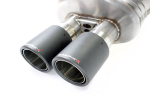 Porsche Panamera Turbo and Turbo S - Sport Exhaust System (2009-14)