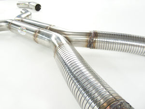 Aston Martin V8 inc. Vantage and Volante Stainless Steel Sport Exhaust (1973-89)
