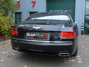 Flying Spur W12 and V8 Sport Exhaust (2013 on)