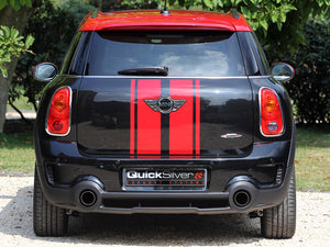 MINI Countryman Cooper S All4 JCW Version (R60) Sport Exhaust (2012 on)
