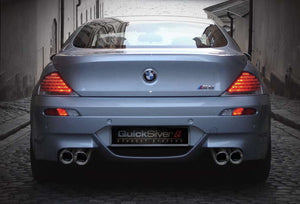 BMW M6 Sport Exhaust (2005 on)