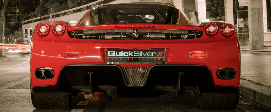 Ferrari Enzo SuperSport Exhaust (2002-05)