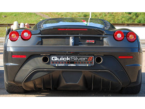 Ferrari F430 Scuderia Titan Sport Exhaust (2008 on)