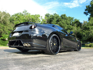 Ferrari 599 GTB Fiorano Sport Exhaust (2006 on)