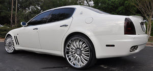 Maserati Quattroporte inc. S and Sport GTS Sport Exhaust (2004 on)