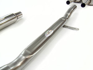 Jaguar E Type Series 1 & 2 Stainless Steel Exhaust OR Manifolds (1961-71)